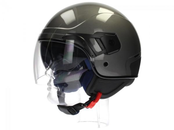 Piaggio PJ Jet helmet grey