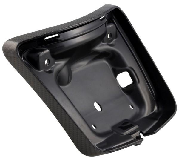 Frame rear light for Vespa GTS/GTS Super/GTV 125-300ccm ('14-'18), carbon coated