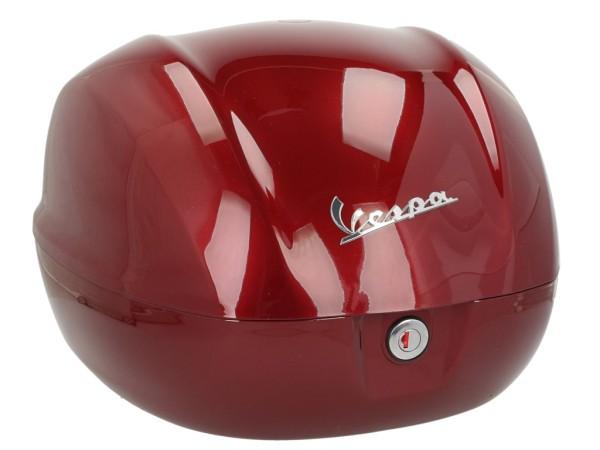 Original top box Vespa Primavera red must 880/A