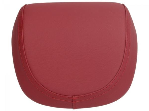 Original Backrest Top Case Vespa Primavera Red - 1B001189000R