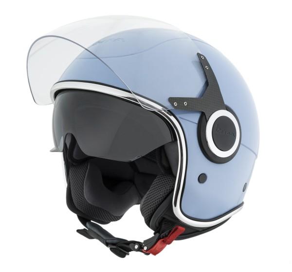 Vespa VJ Jet Helmet light blue - 70 Years Edition
