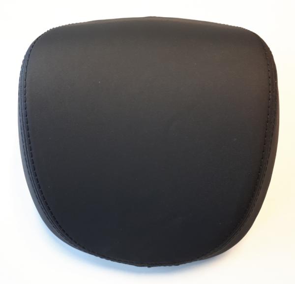 Original Backrest Top Case Vespa Primavera - black Notte