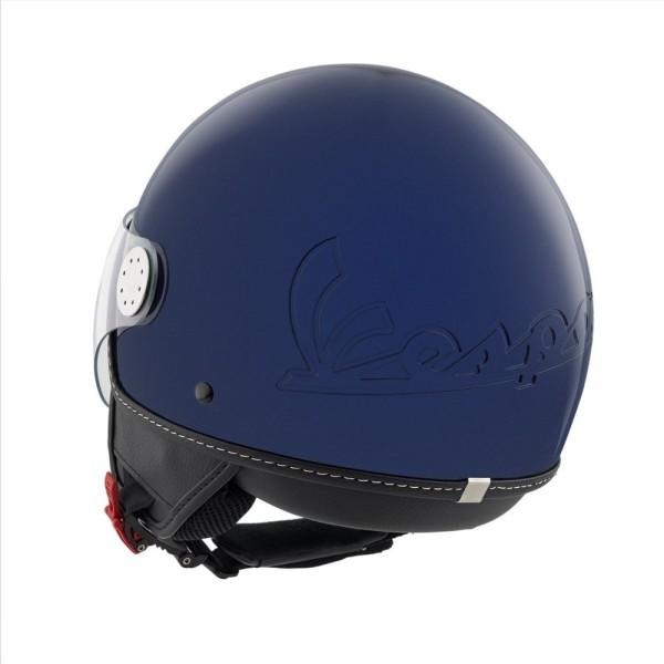 Vespa Jet Helmet Visor 3.0 blue