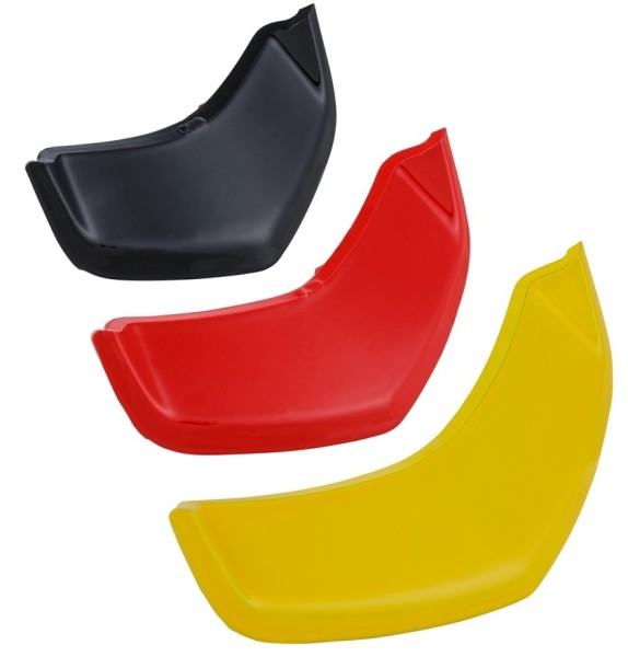 """Horn cover inlay for Vespa GTS/GTS Super/GTV HPE 125-300ccm ('19-), """"Germany"""""""