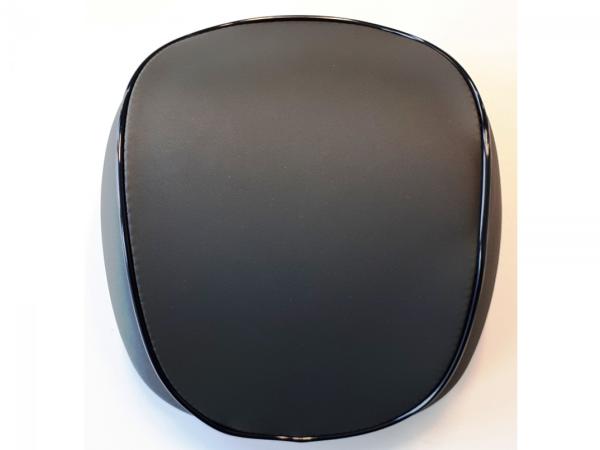 Original back rest for Topcase Vespa Elettrica nero lucido/glossy black