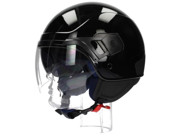 Piaggio PJ Jet helmet black