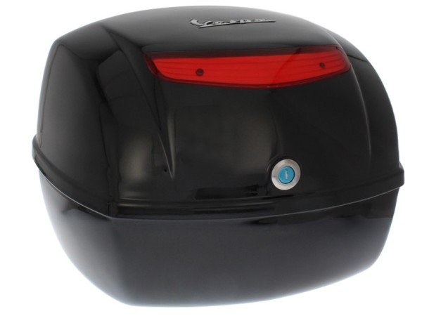 Original top box Vespa LX - black cosmo / vulcano 98/A