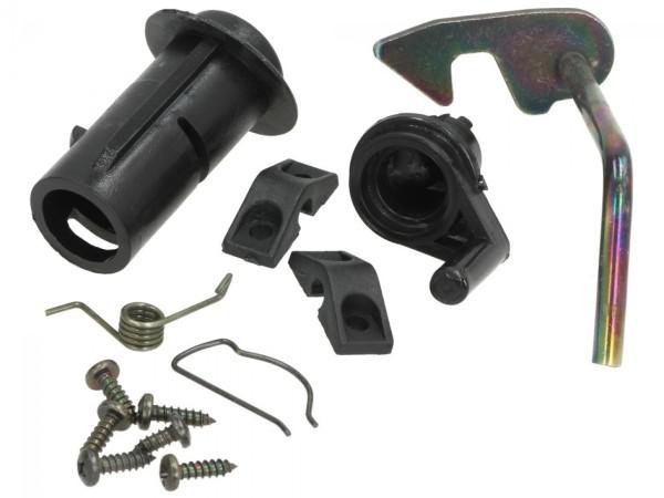 Vespa locking latch for LX 50-150cc Touring, ET2 / ET4 / LX / LXV / S 50-150cc-