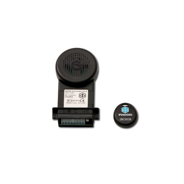 Original Alarm System Piaggio E-Lux Compact
