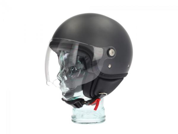 Piaggio P-Style Jet helmet grey 742/B