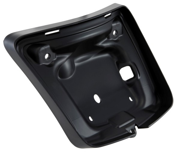 Frame rear light for Vespa GTS/GTS Super/GTV 125-300ccm ('14-'18), matt black