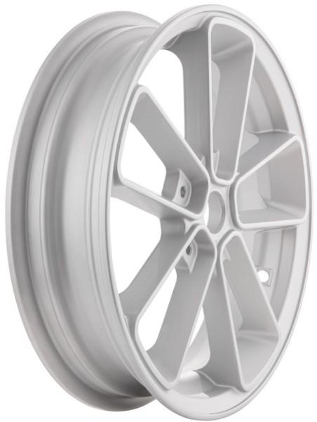 Rim front/rear for Vespa GTS/GTS Super/GTV/GT 60/GT/GT L 125-300ccm, silver