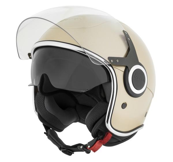 Vespa Jet Helmet VJ beige