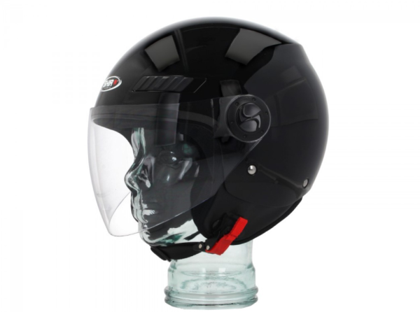 Shiro Jethelm, SH62, GS, black