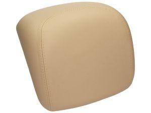 Original Vespa back pad, beige flat
