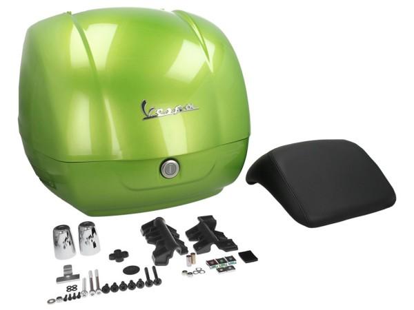 Original top box Vespa GTS - green / gem green / hope green 341/A