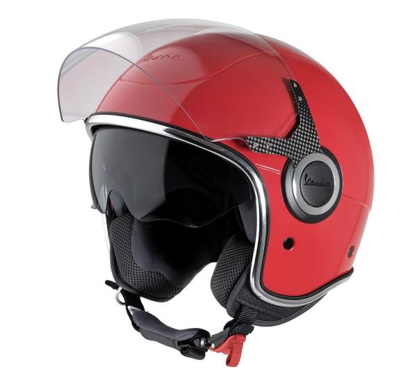 Vespa Jet Helmet VJ red