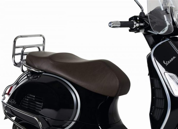 Real leather seat for Vespa GTS