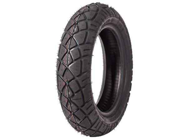 Heidenau tyre 130/70-12, 62P, TL, reinforced, K58 mod. SnowTex, M+S, rear