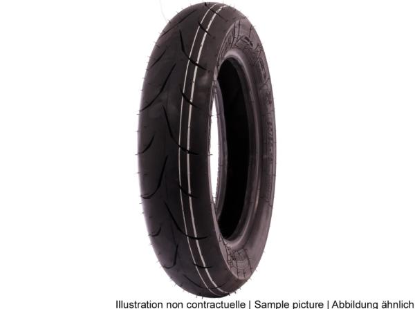 Heidenau tyre 110/70-12, 53P, TL, MC34, front