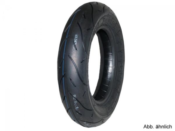Heidenau tyre 100/80-10, 58M, TL, K80SR, front
