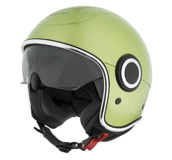 Vespa Jet Helmet VJ1 green