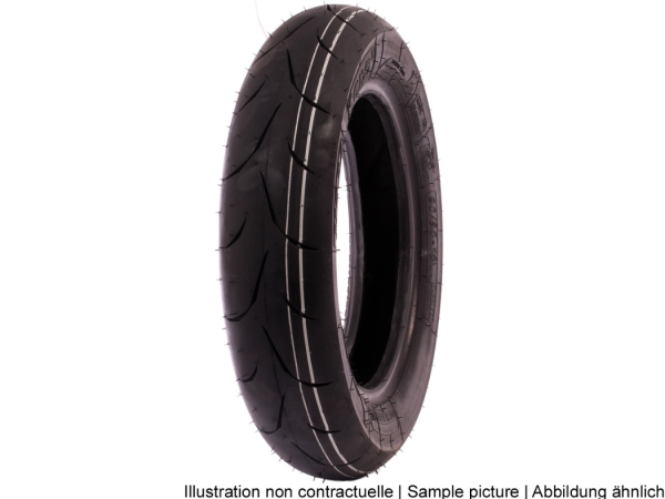 Mitas tyre 130/70-12, 62P TL, MC34, front/rear