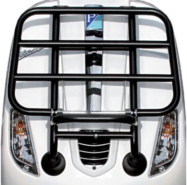 Original foldable Front Carrier Matt Black Vespa S