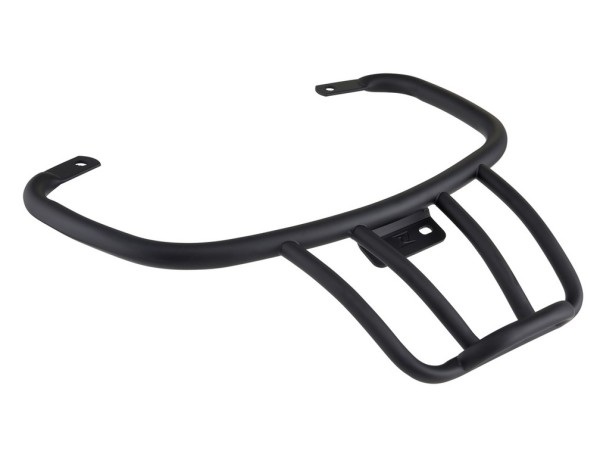 Luggage carrier rear for Vespa GTS/GTV/GT 125-300ccm 4T LC, black