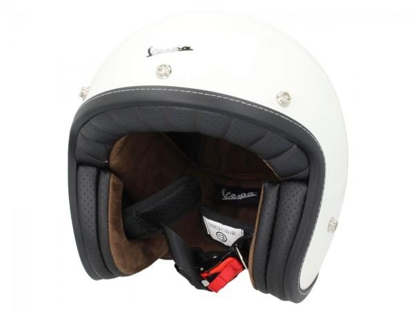 Vespa P-Xential Jet Helmet white