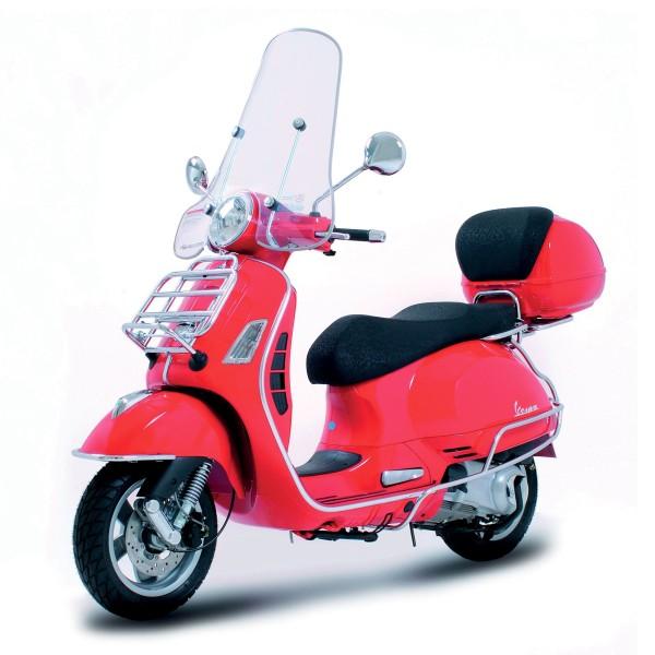 Original chrome kit Vespa GTS