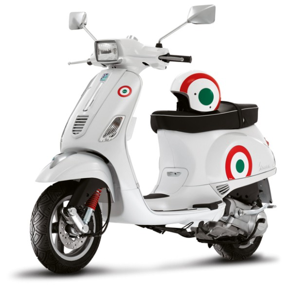 "Sticker Kit ""Flag"" Vespa S - Italien"