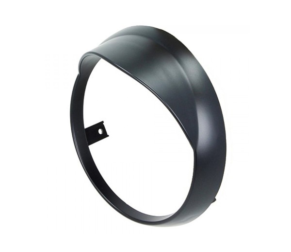 Headlight ring black for Vespa Primavera (from 2013-)