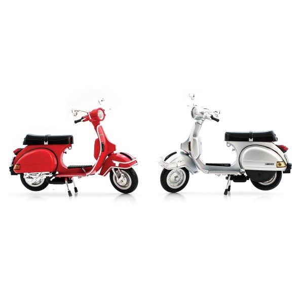 Vespa PX Models 1:12 Set 12 pieces