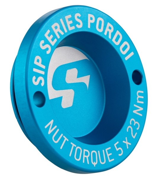 "Hub nut cover 12"" front rim for Vespa GTS/GTS Super/GTV/GT 60/GT/GT L 125-300ccm, matt blue"