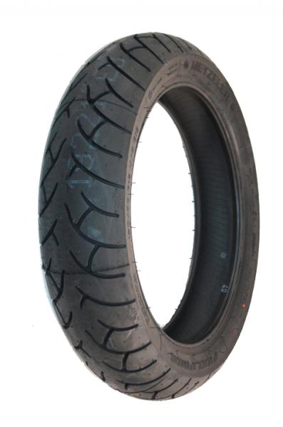 Metzeler tyre 130/70-12, 62P, TL, reinforced, FeelFree, rear