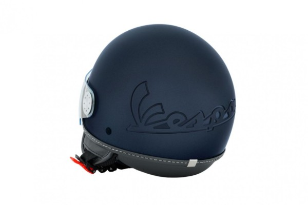 Vespa Jet Helmet Visor 3.0 blue armonia