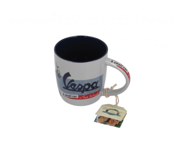 Vespa mug Model Chart