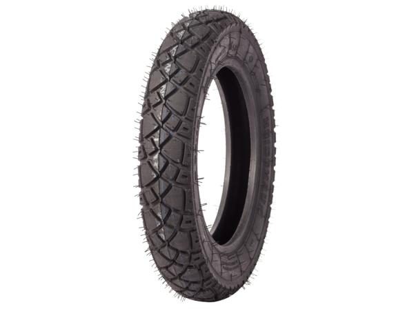 Heidenau tyre 110100/80-10, 58J, TL, reinforced, K58 SnowTex, M+S, front