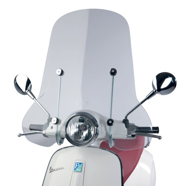 Windshield big Vespa Primavera / Elettrica