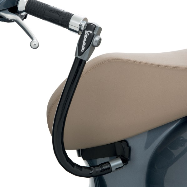 Vespa Saddle-handlebar antitheft
