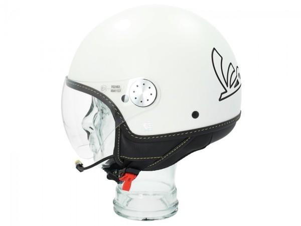 Vespa Jet Helmet Visor 3.0 Bluetooth white