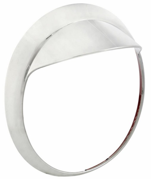 Headlamp rim for Vespa GTS/GTS Super/GT/GT L 125-300ccm, chrome