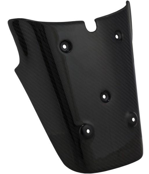 Number plate holder rear for Vespa GTS/GTS Super/GTV 125-300ccm (-'13), carbon
