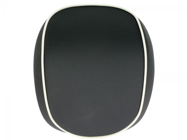 Original back rest for Topcase Vespa Elettrica grigio chiaro/light grey