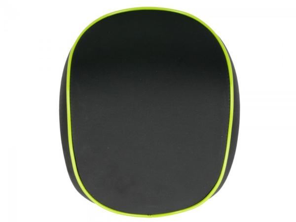 Original back rest for Topcase Vespa Elettrica verde/green