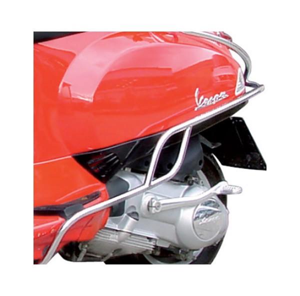 Original Crash Bar Rear Side Chrome Vespa S