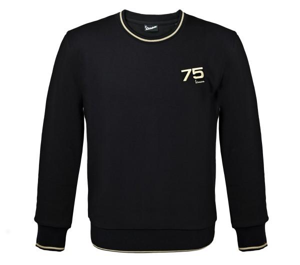 Vespa Cap 75 years - black