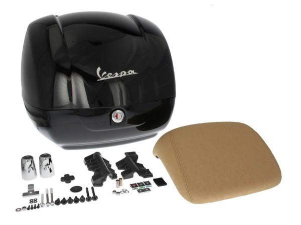 Original top box Vespa GTS - black cosmo / vulcano 98/A (till 2014)