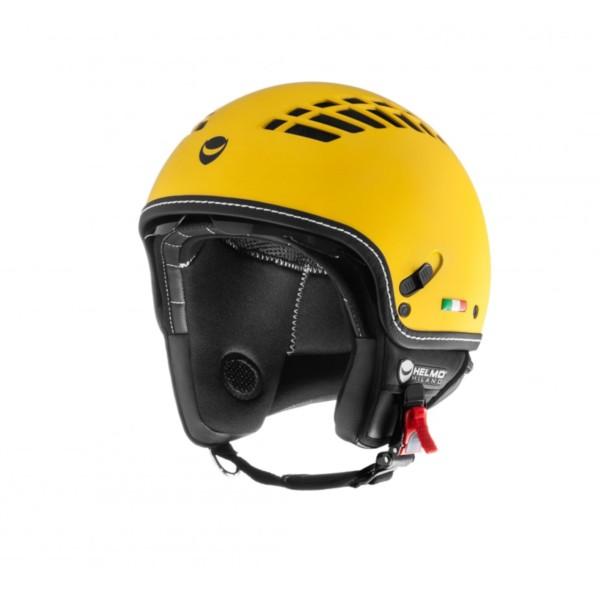 Helmo Milano Demi Jet, ViaColVento, matt yellow